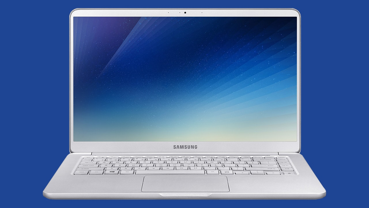 Samsung's Notebook 9 series is perfect for your digital
