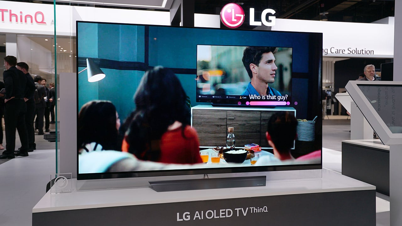 Lgs Tvs Get Smarter With New Ai Technology Gadgetmatch