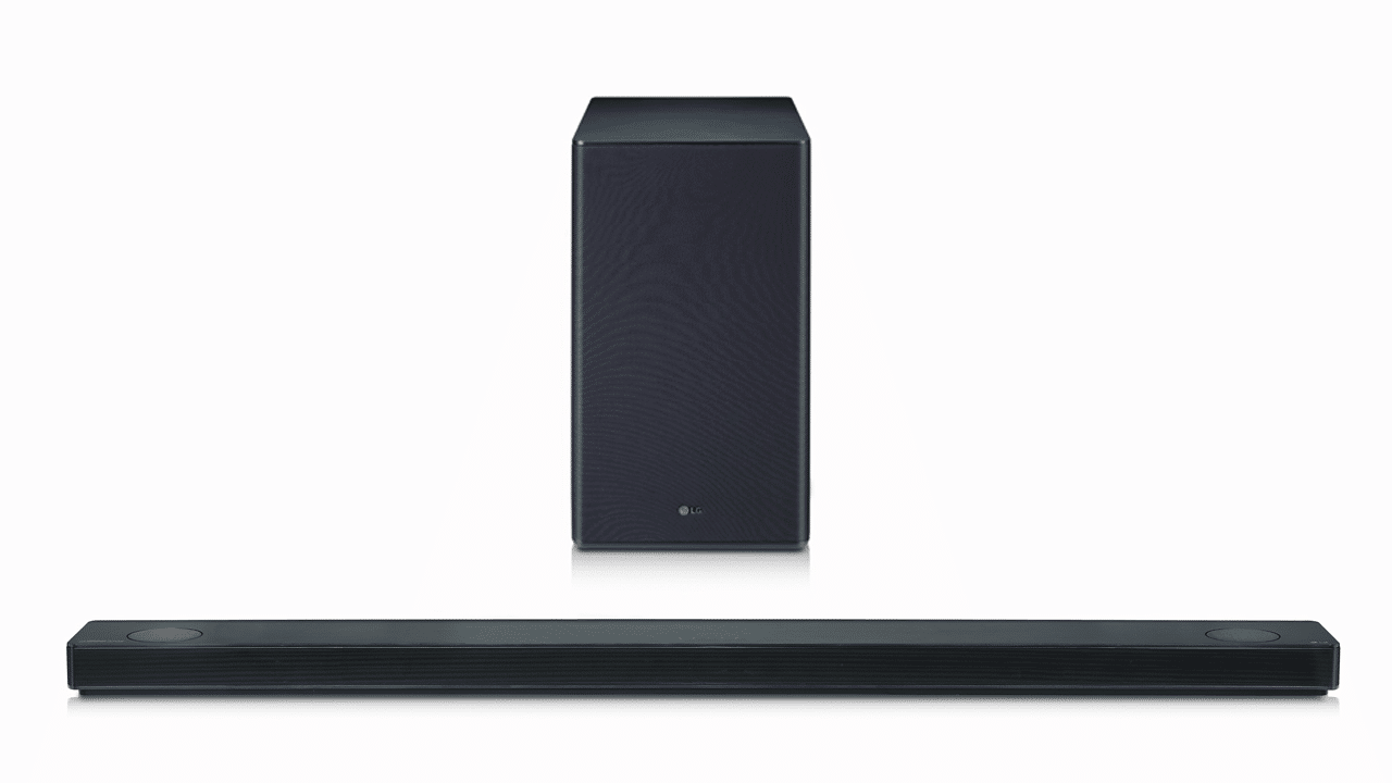 how to connect lg sound bar