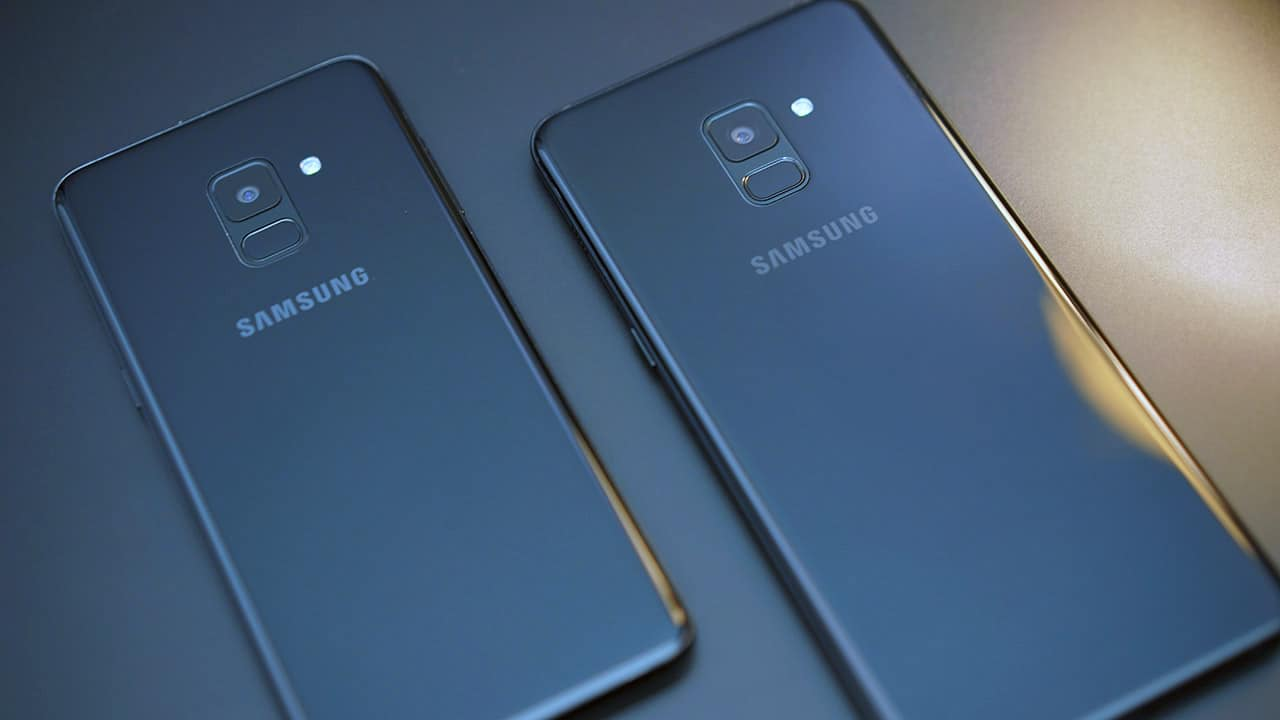 Samsung Galaxy A8 And A8 2018 Review Premium Midrange Features