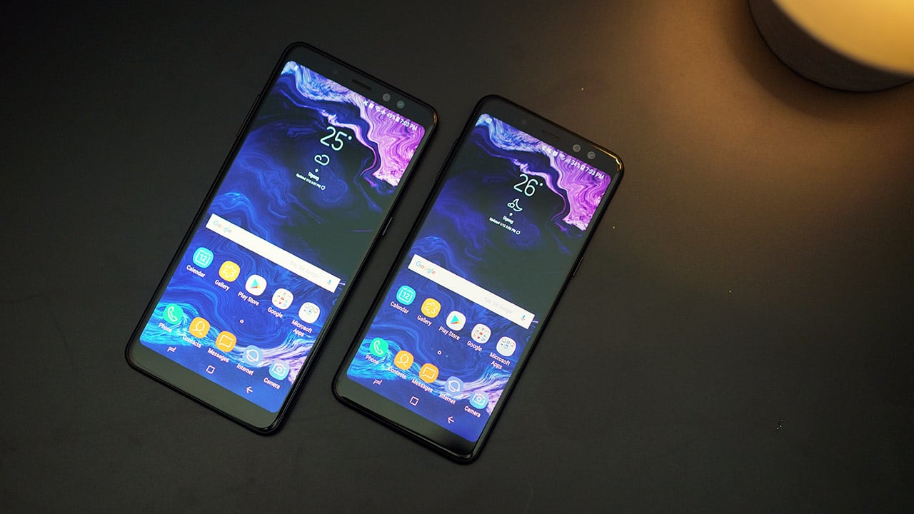 Samsung Galaxy A8 And A8 2018 Officially Launches In