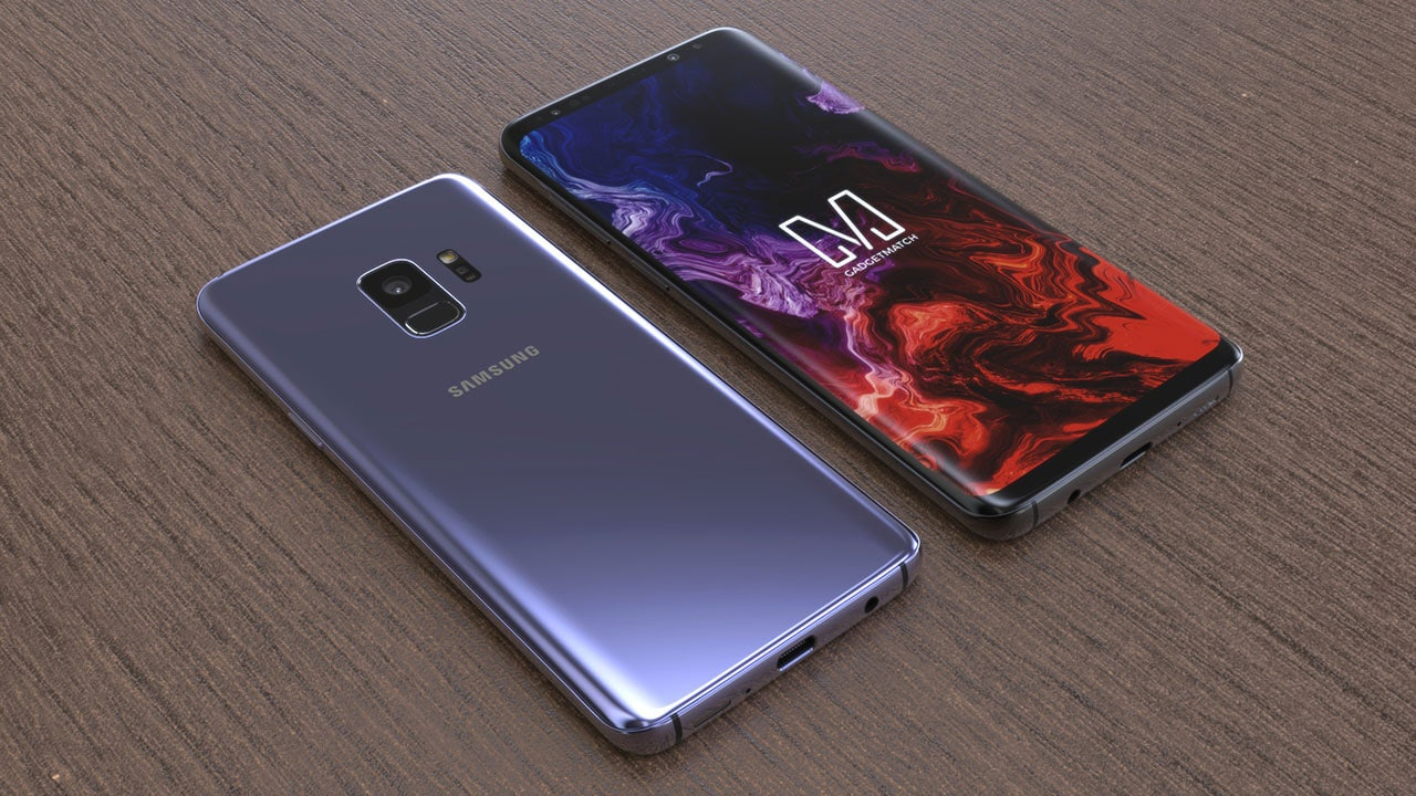 Samsung Galaxy S9 Preview - GadgetMatch