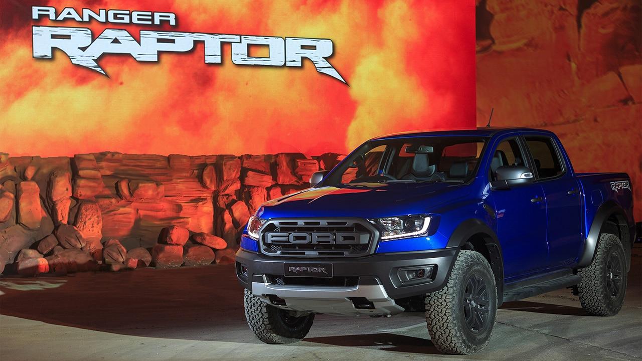 Ford Unleashes 2019 Ranger Raptor Gadgetmatch