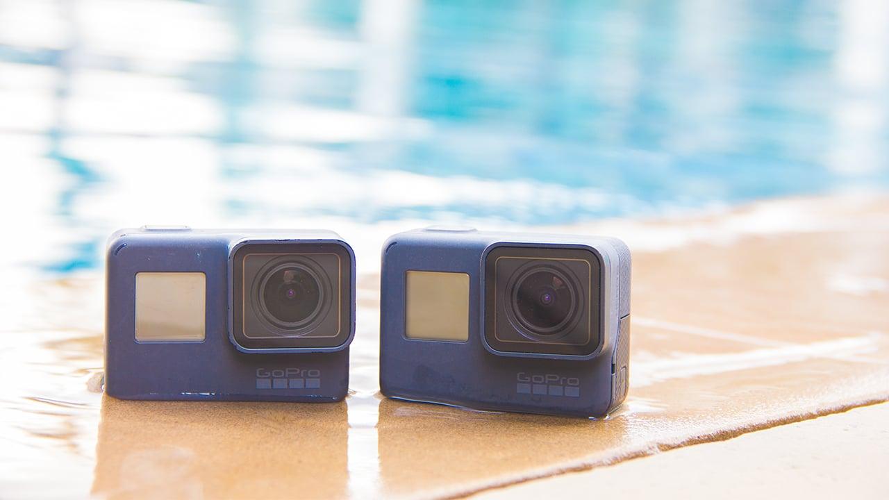Camera Shootouts GoPro HERO