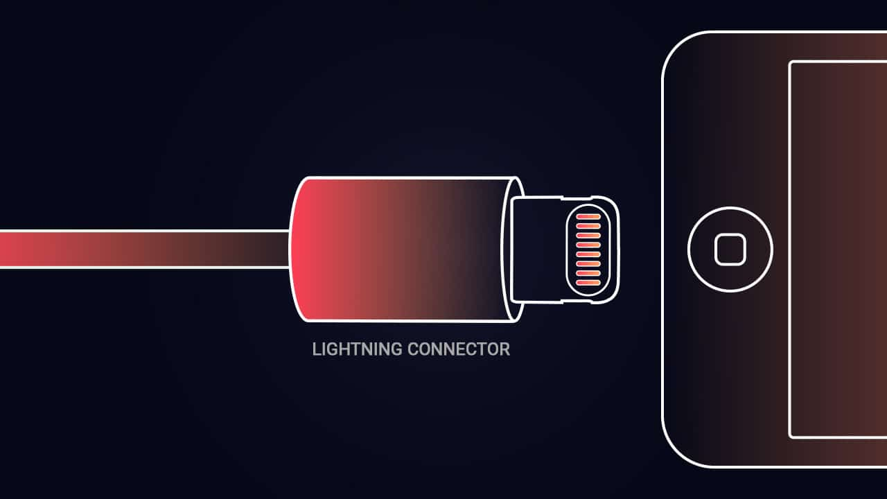 Battle Of The Reversibles Usb C Vs Lightning Connector Gadgetmatch Explain Use Switches Defferentiate Plug Socket And Pin From A Cumbersome 30 Dock Apple Had Smaller Reversible One Which Was Ahead Its Time Even Common Micro Port Cant Compete