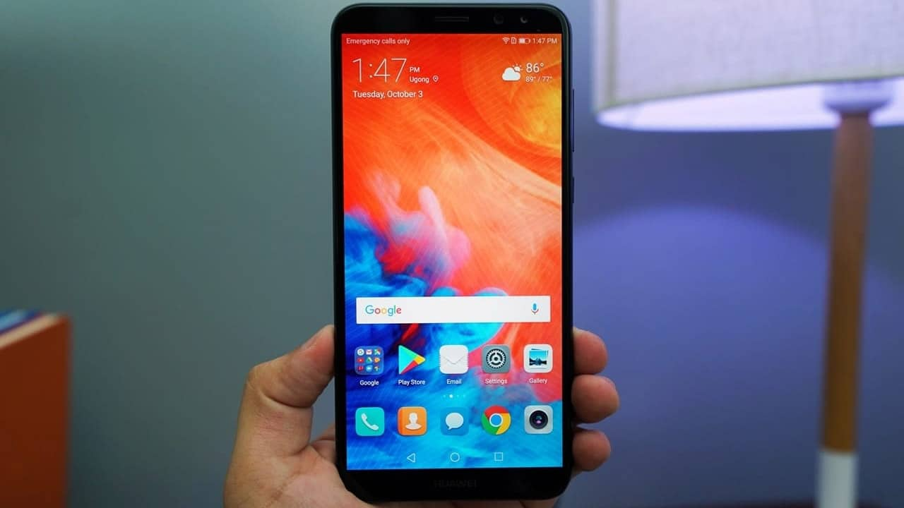 Huawei Nova 2i receives face unlocking feature in latest