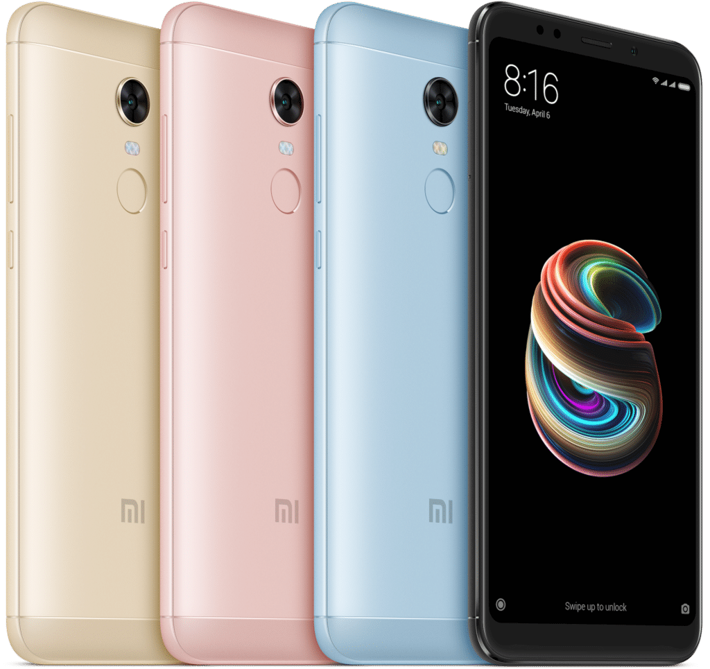 Xiaomi launches Redmi Note 5 and Note 5 Pro in India