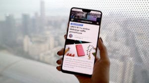 OPPO R15 Pro hands-on review: The screen is notch the same