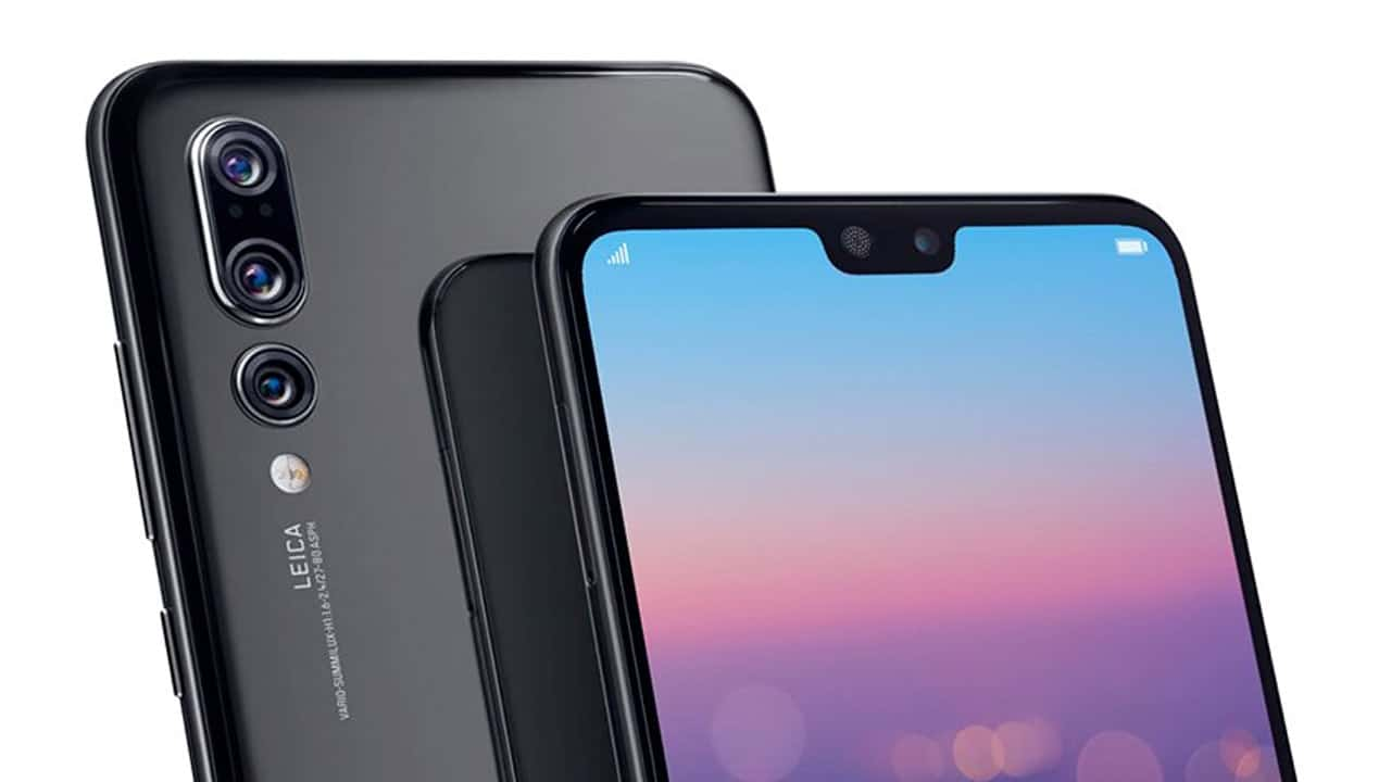 huawei p20 pro 39 s third camera could have 40mp image sensor gadgetmatch. Black Bedroom Furniture Sets. Home Design Ideas
