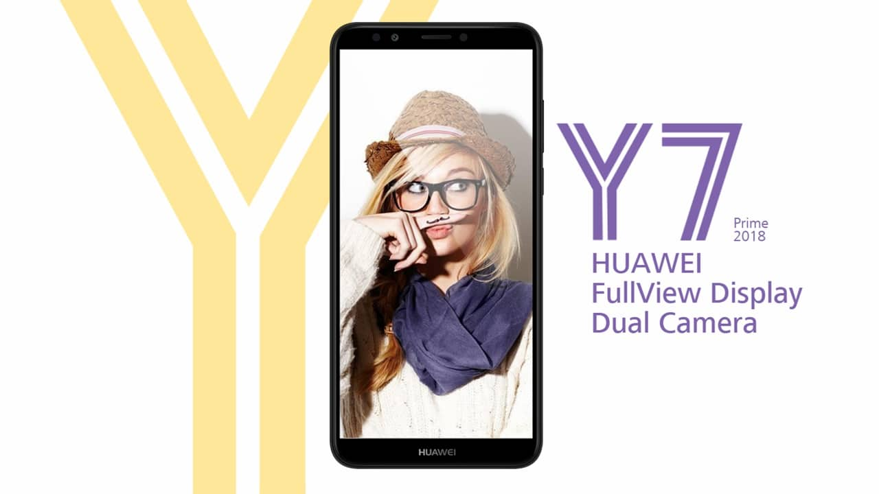 Huawei introduces Y7 Prime 2018 as latest budget FullView