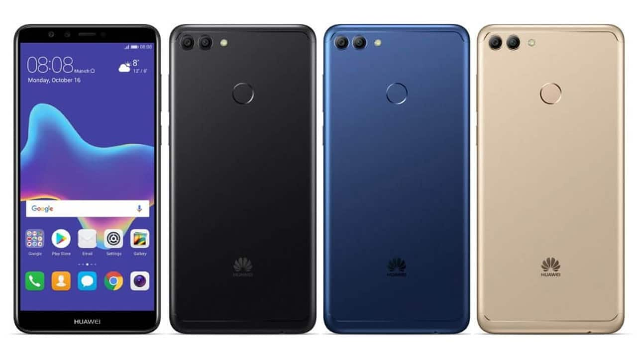 Huawei Y9 (2018) is a lot like the Nova 2i but with a larger