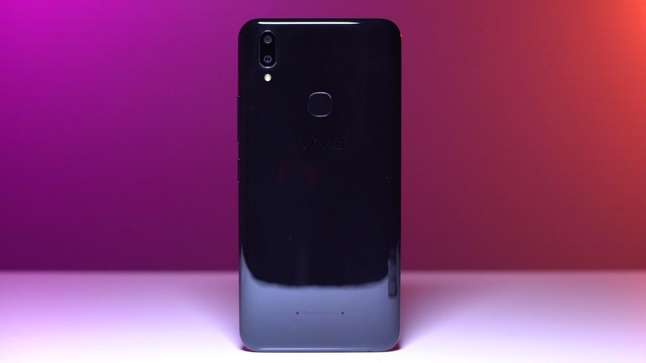 Vivo V9 Hands-on: A handsome-looking midrange phone - GadgetMatch