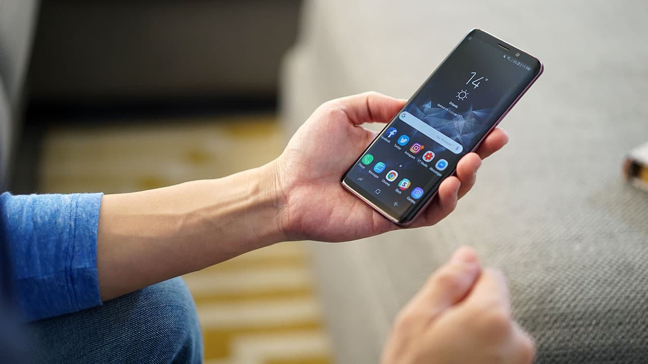 review samsung s9