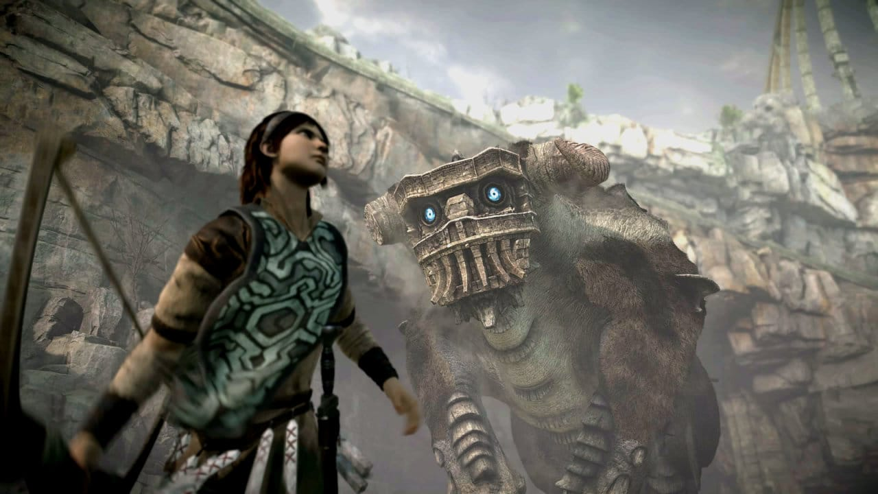 Shadow Of The Colossus A Worthwhile Throwback Gadgetmatch