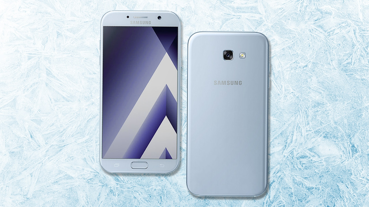 Samsung starts rolling out Android Oreo for Galaxy A7 (2017