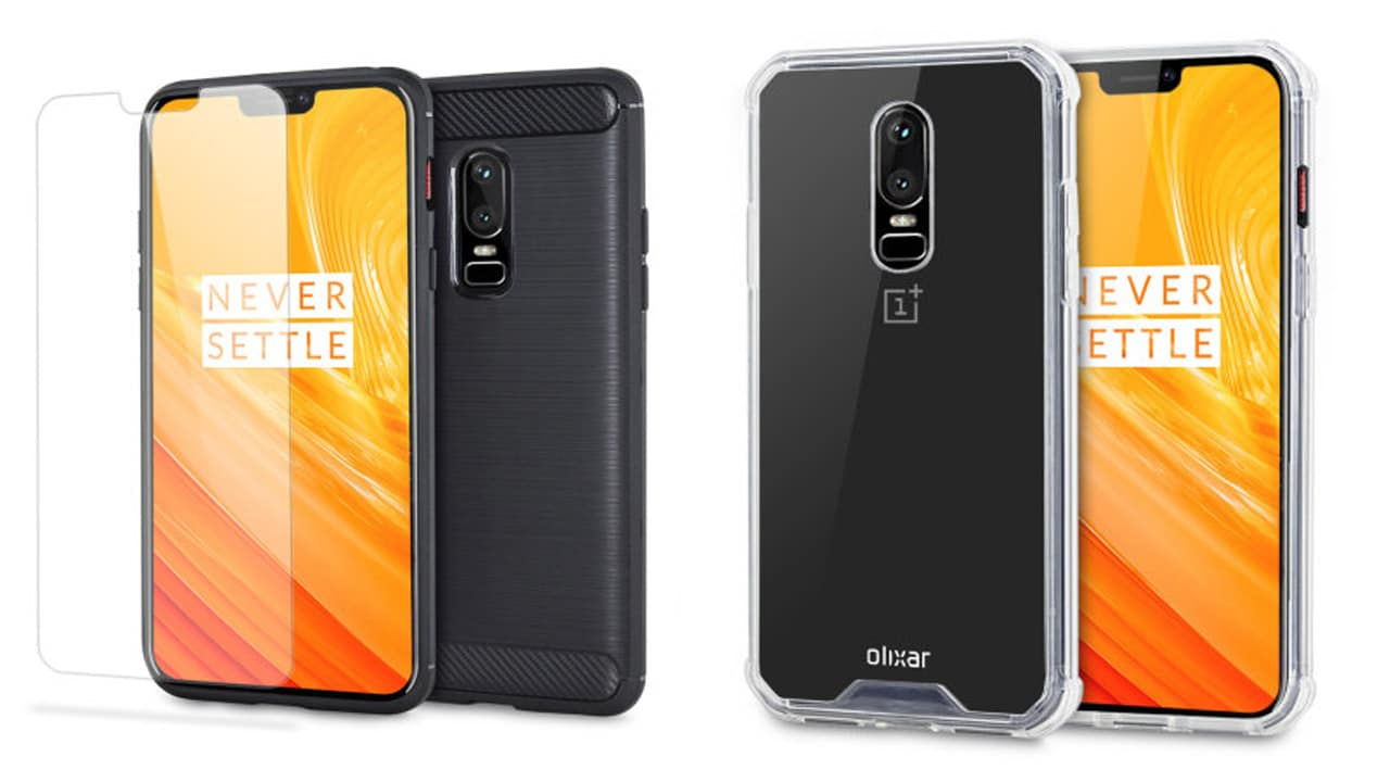 OnePlus 6 gets full exposure from early case designs ... Oneplus 6