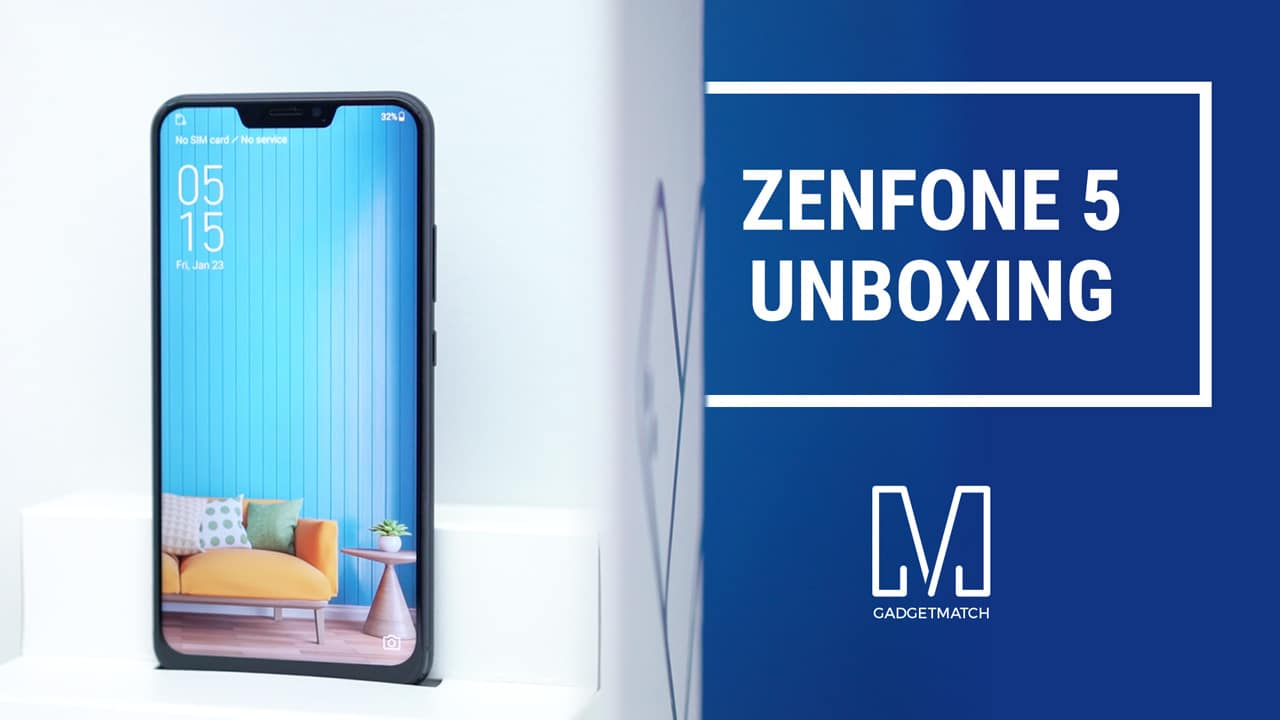 ASUS ZenFone 5 Unboxing: Collector's Edition?! - GadgetMatch