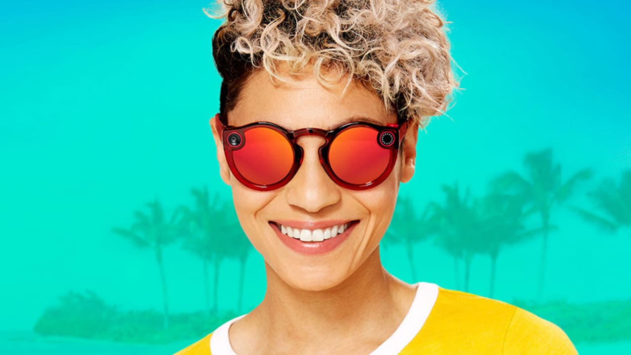 aa6eba9d4b2 Snap s new Spectacles have a thinner frame