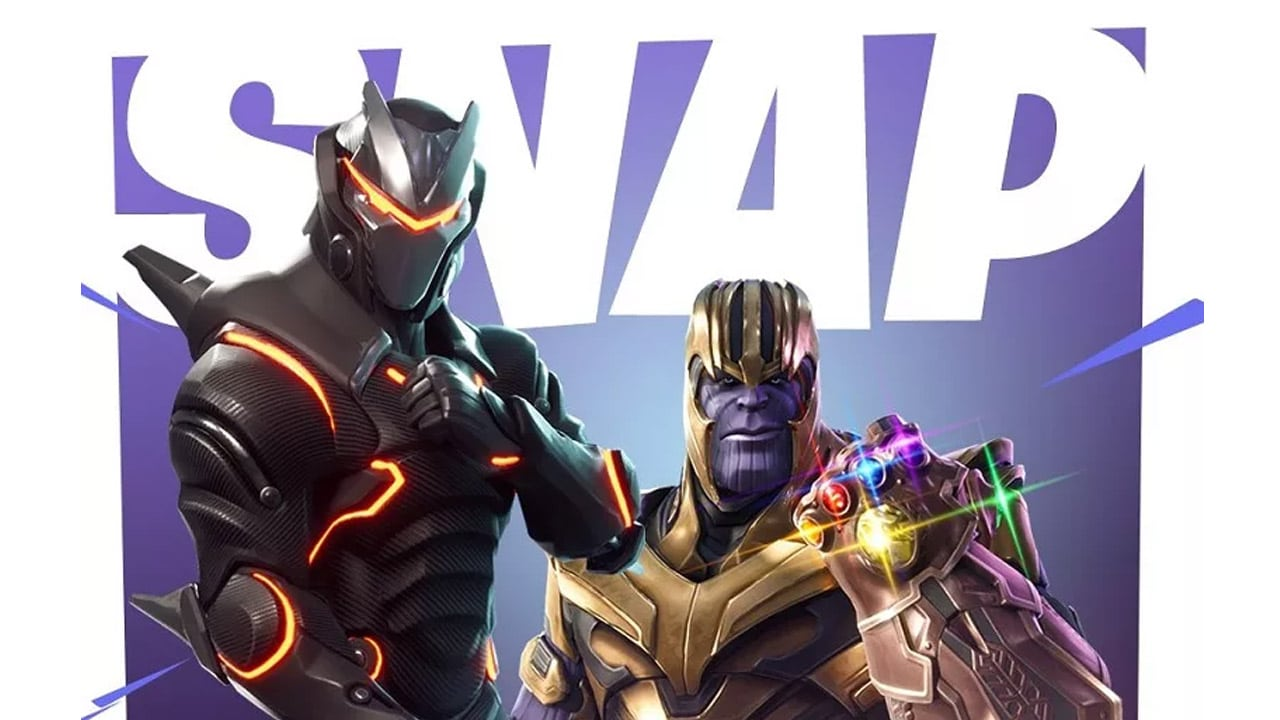 Thanos Of Avengers Infinity War Comes To Fortnite Gadgetmatch
