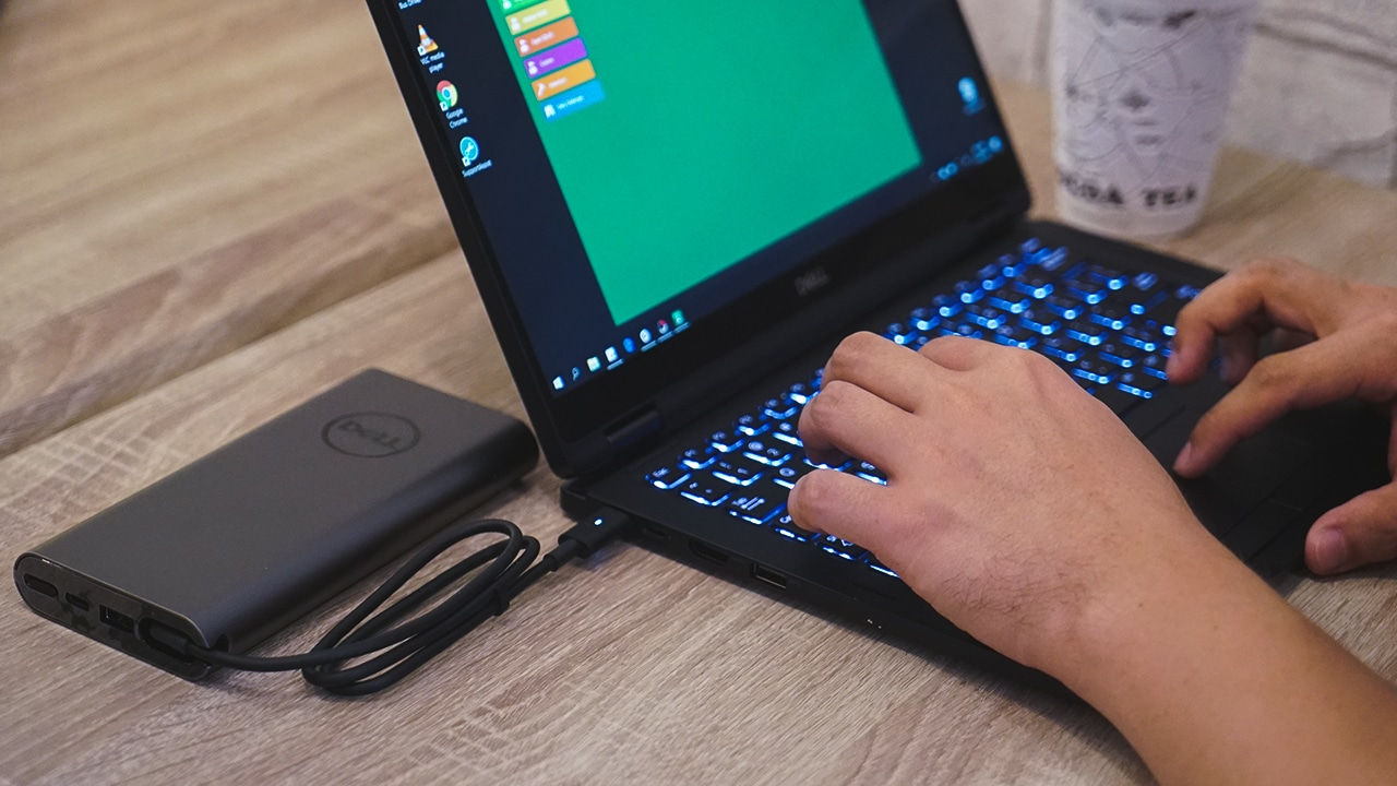 Why a power bank that can charge a laptop is a game changer