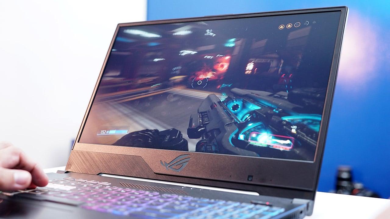 ASUS ROG Strix Hero II review - GadgetMatch