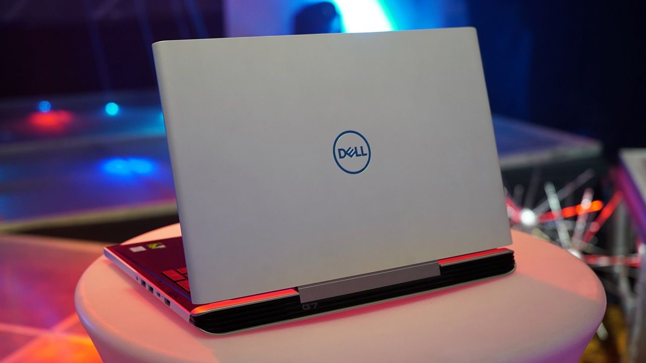 Dell brings its latest G7 and G3 gaming laptops to the