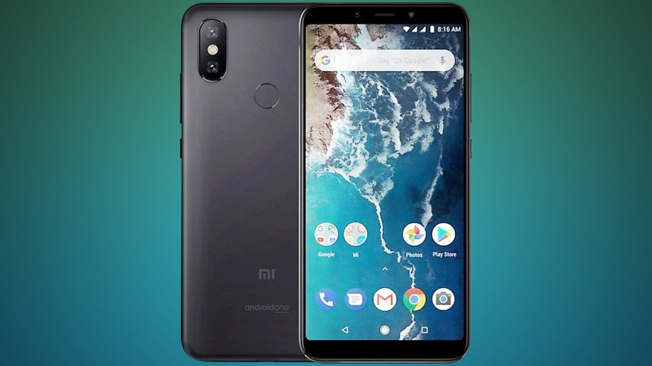 Mi A2 Not Booting