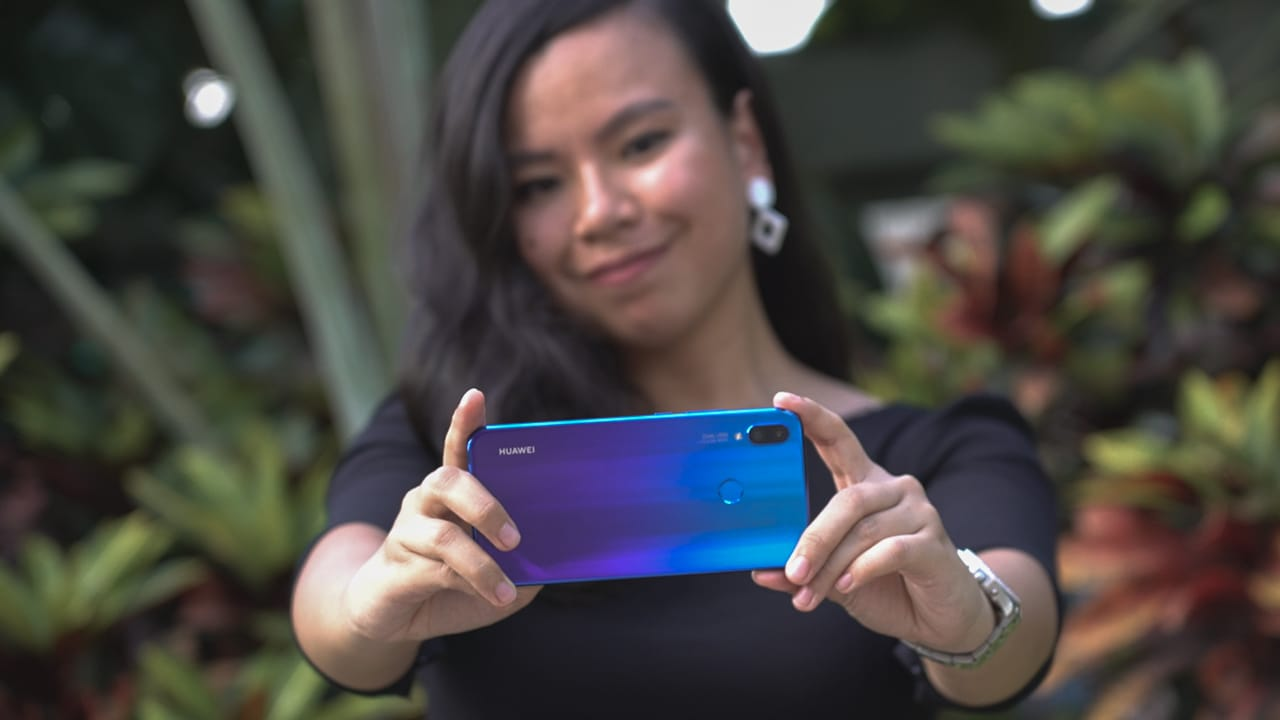 Huawei Nova 3i lands in Singapore with price and
