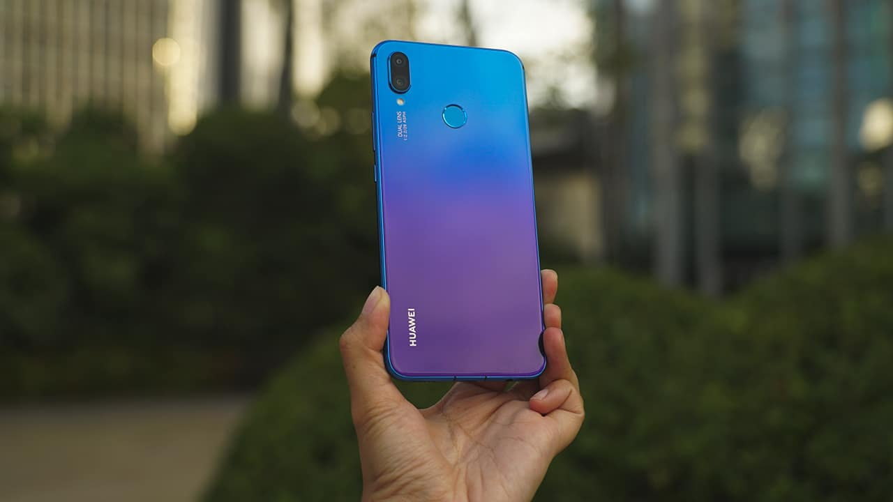 Huawei Nova 3i pre-order details and price in the
