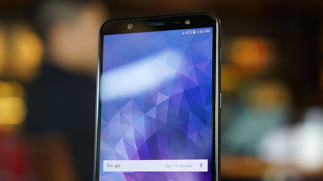 Samsung Galaxy J8 hands-on: Not your usual J - GadgetMatch