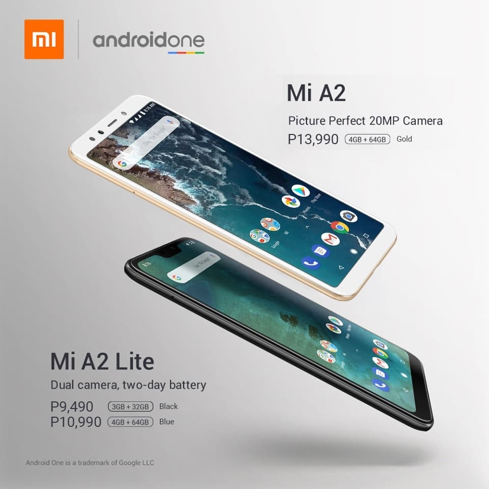 Xiaomi Mi A2 Lite: Price and availability in the Philippines