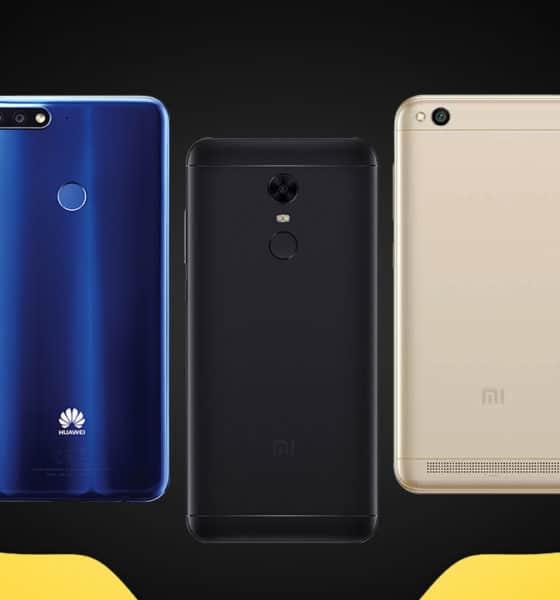cheap smartphones asia