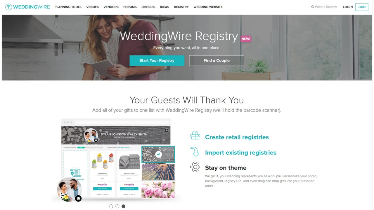 Wedding wire website login rsvp weddingwire search couple wire 6 apps and websites to help your wedding planning gadgetmatch weddingwire wedding website login if you junglespirit Choice Image