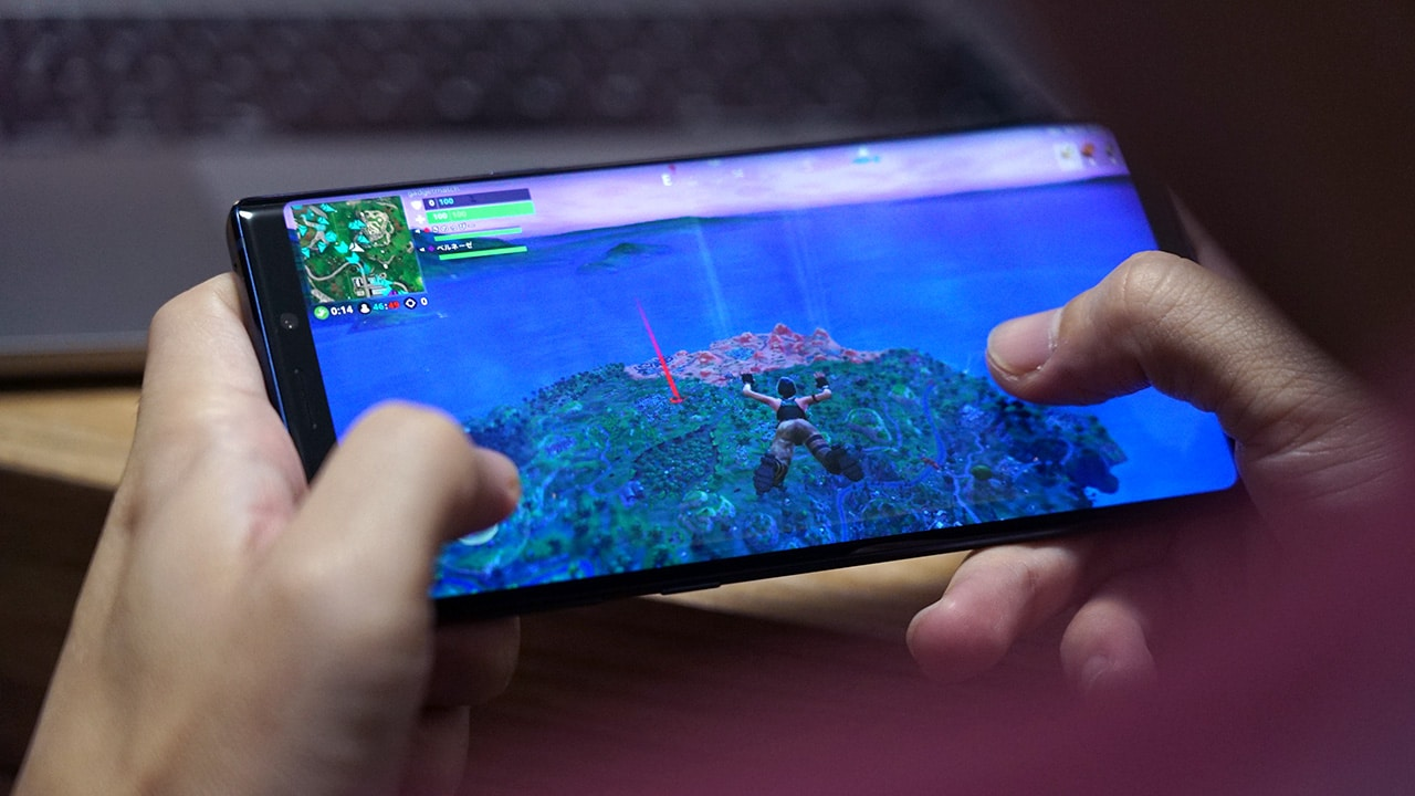 Fortnite on Android, Meteor Garden: Now Playing - GadgetMatch
