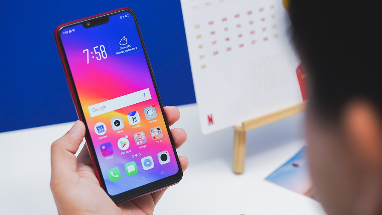OPPO A3s hands-on: A budget champion - GadgetMatch