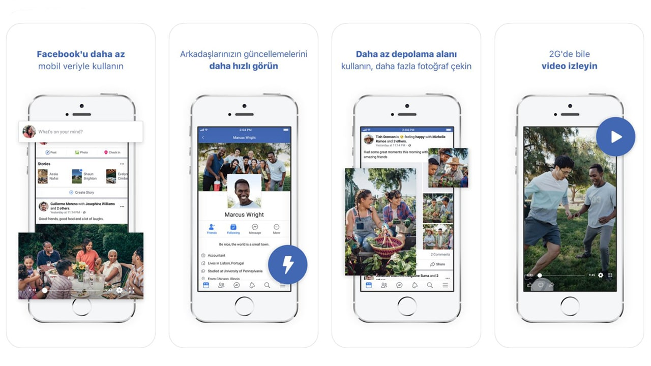 Facebook Lite comes to iPhones at less than 5MB - GadgetMatch