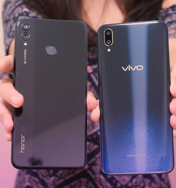 Honor 8X vs Vivo V11: Head-to-head comparison - GadgetMatch