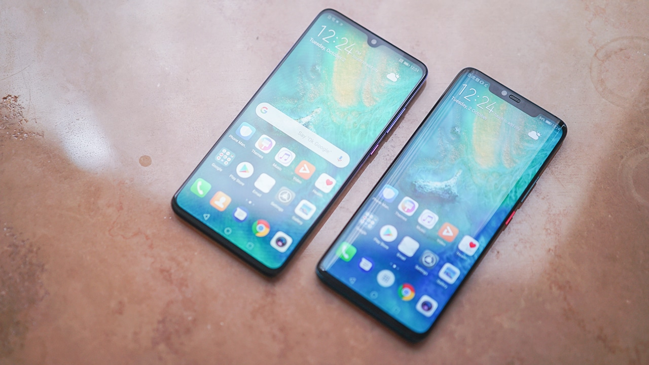 Huawei Mate 20 Vs Mate 20 Pro What Are The Differences Gadgetmatch