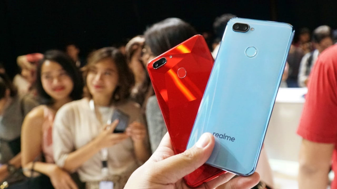 Realme 2 and 2 Pro launch in Southeast Asia - GadgetMatch