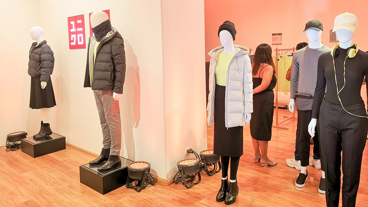 8967a2ce7a1f60 UNIQLO launches new HEATTECH LifeWear designed by Alexander Wang ...