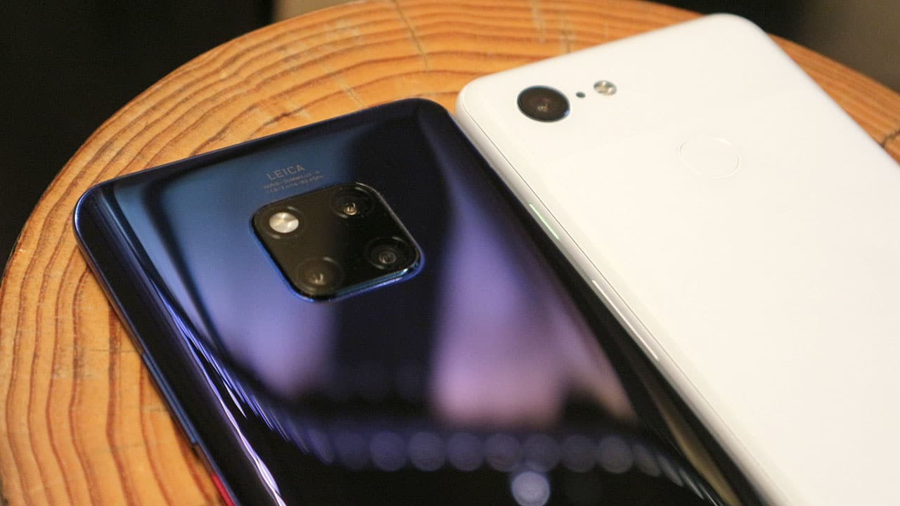 Huawei Mate 20 Pro vs Google Pixel 3: Night mode shootout - GadgetMatch