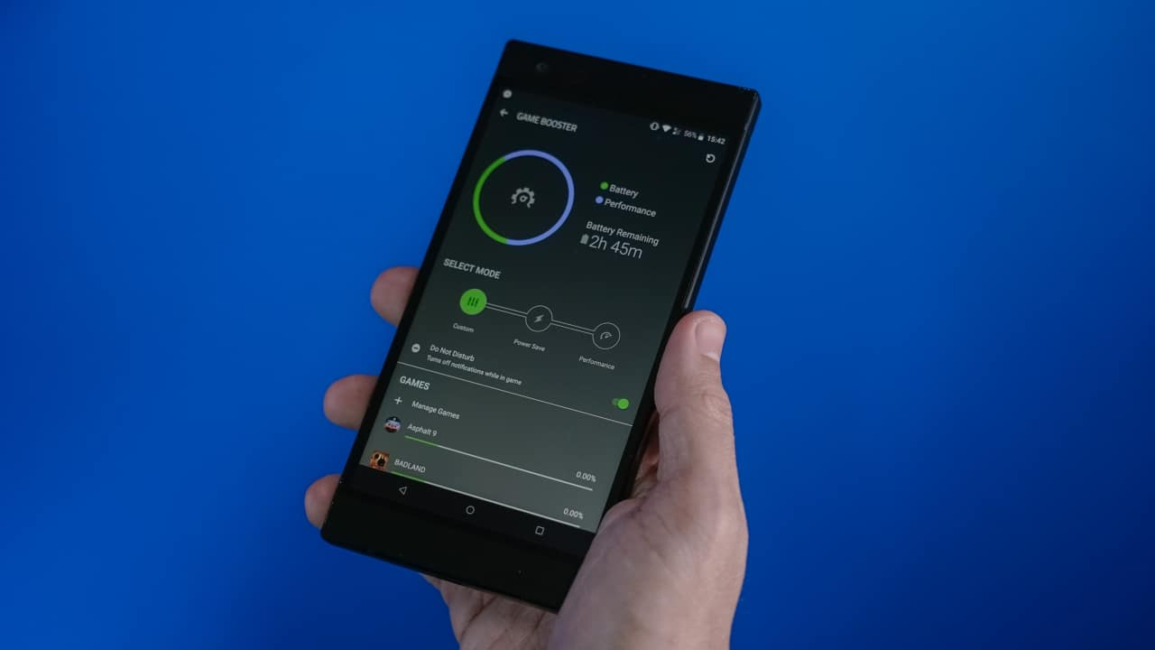 Razer Phone 2 review: Gaming and nothing else - GadgetMatch
