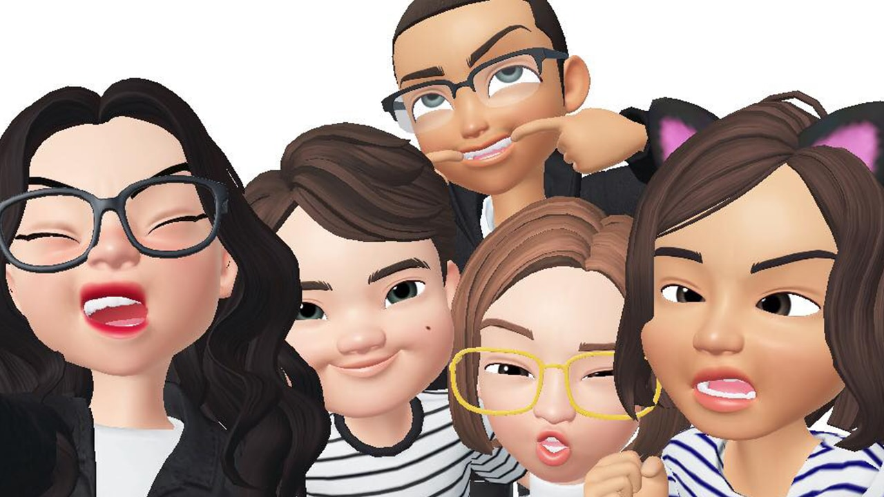 Zepeto lets you create a 3D character version of yourself - GadgetMatch