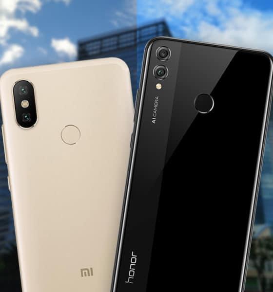 Honor 8X vs Xiaomi Mi A2: Head-to-head comparison - GadgetMatch