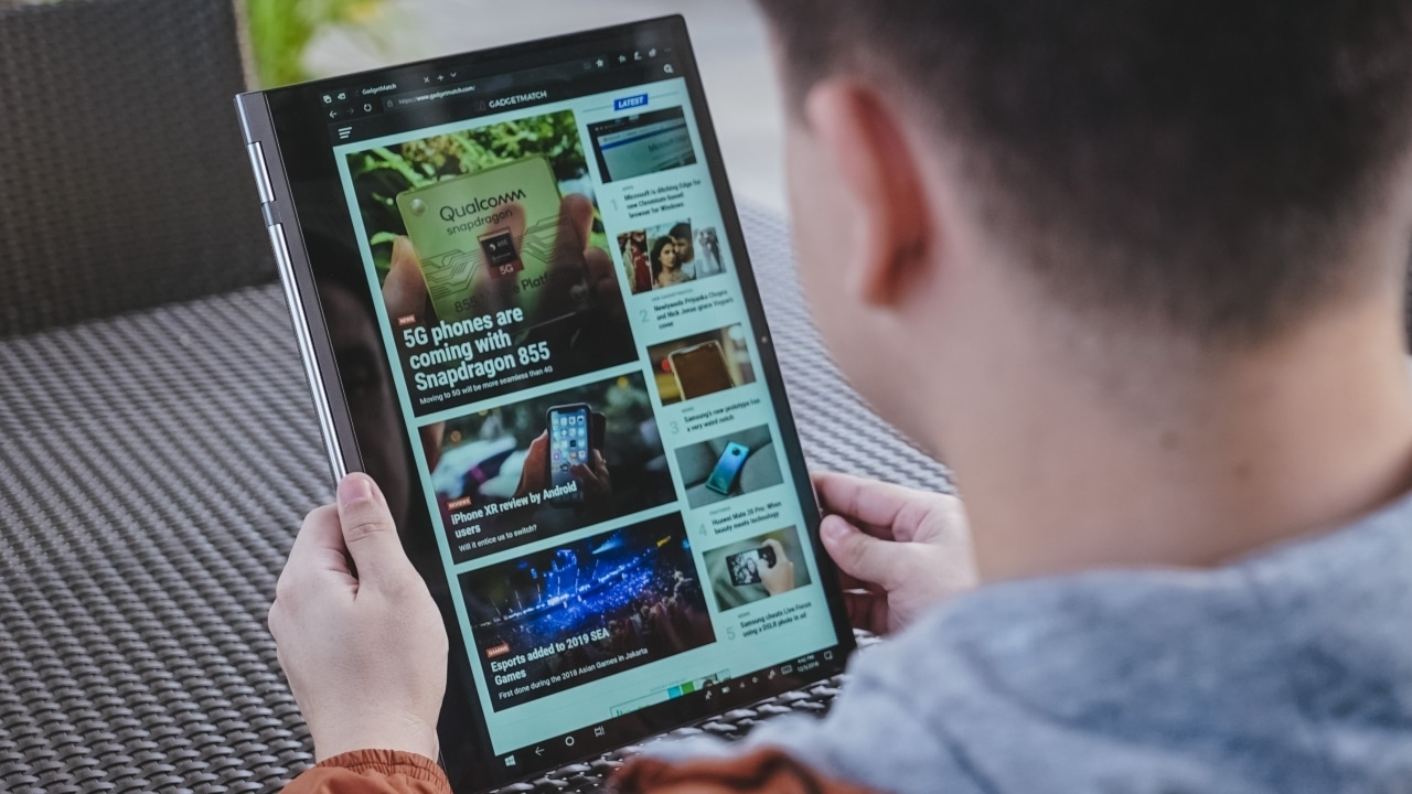 Lenovo Yoga C930 Review: It could have been the best