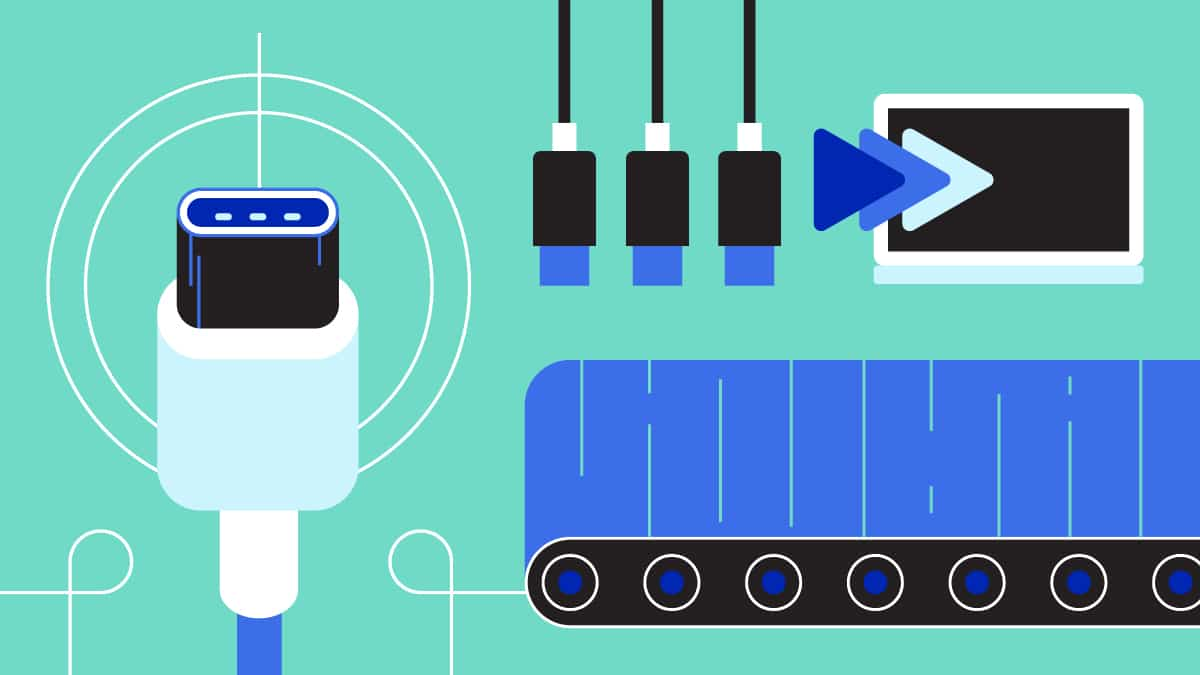 Battle Of The Reversibles Usb C Vs Lightning Connector Gadgetmatch Explain Use Switches Defferentiate Plug Socket And Pin While Technology Behind It Is Supported By A 31 Standard Its Still Very Much Different From Other Ports That Protocol
