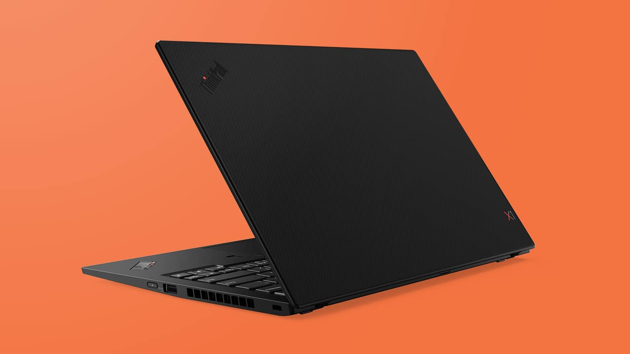 Lenovo's new ThinkPad X1 Carbon is still a sleek business laptop
