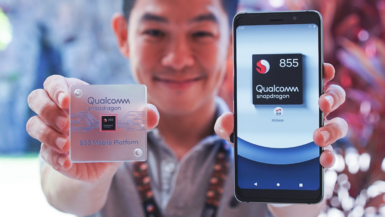 Snapdragon 855's official AnTuTu benchmark score beats the