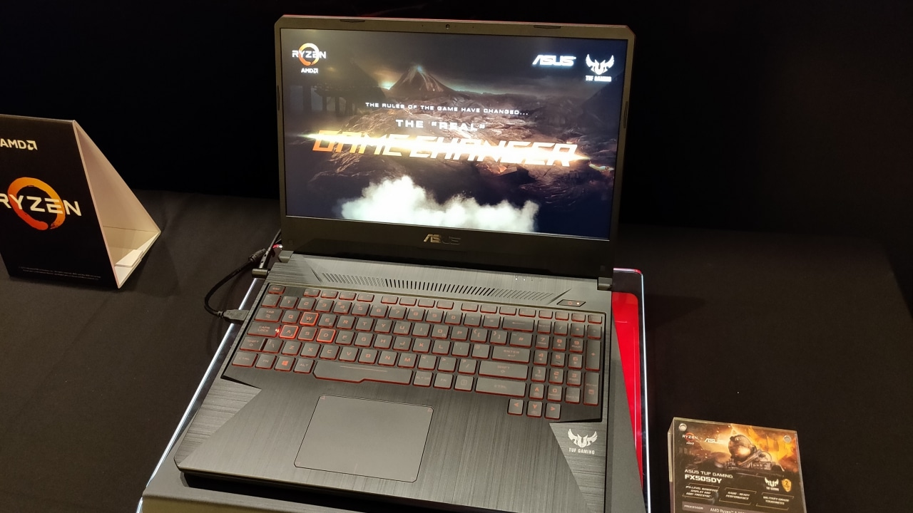 ASUS launches new AMD Ryzen gaming laptops on a budget - GadgetMatch
