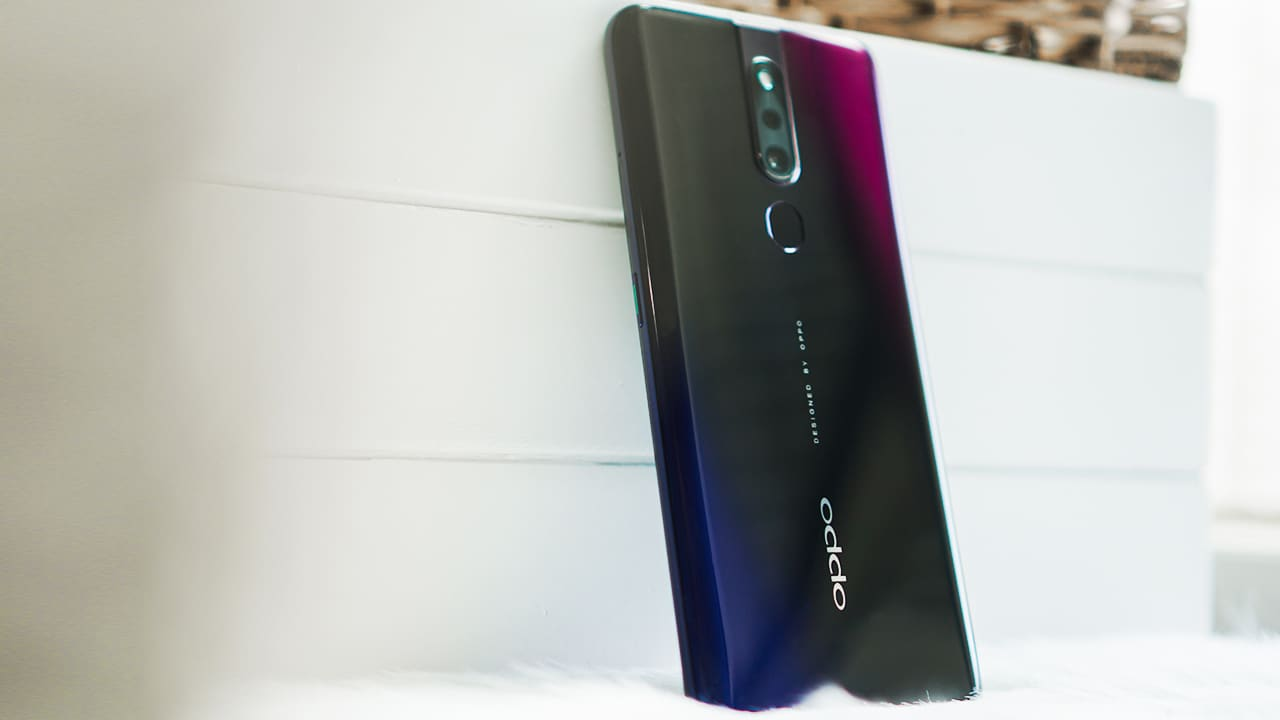 OPPO F11 Pro hands-on: Slowly becoming a flagship - GadgetMatch